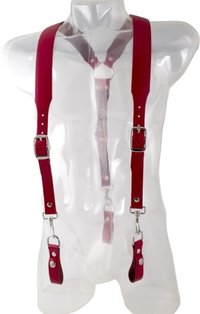 Leather Combi Harness Braces Basic