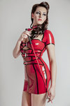 Playdress aus Latex JACKIE